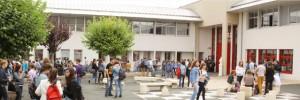 Cour Lycée Sainte Marie Chantonnay