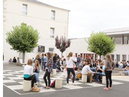 Visite virtuelle lycée Sainte Marie