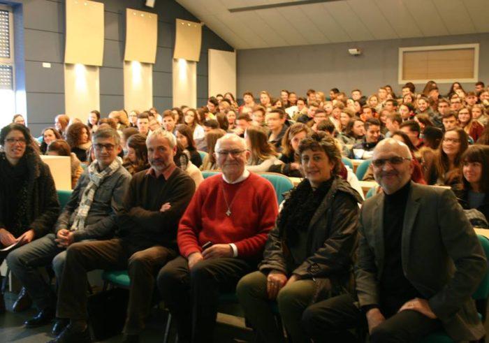 Conférence sur l' Intériorité par le Père Marie-Jo Seiller